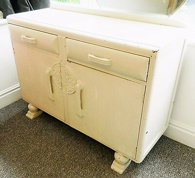 Stylish sideboard/cabinet/unit shabby chic project