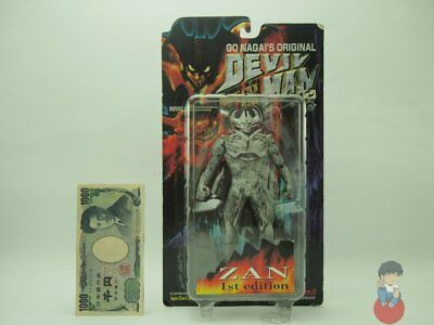 Devilman Marmit Dynamic Action Figure - Zan (1st Edition)