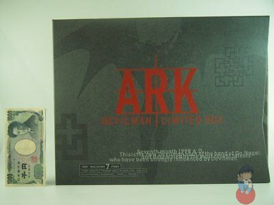 "Devilman Limited BOX ""ARK"" - VHS"