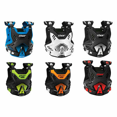 2018 Thor MX Sentinel GP Chest Protector Roost Guard MX Offroad - Size & Color
