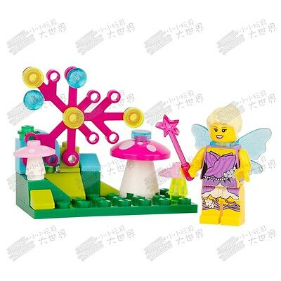 CS 3 Custom minifigure - Fairy Tinkle Bell