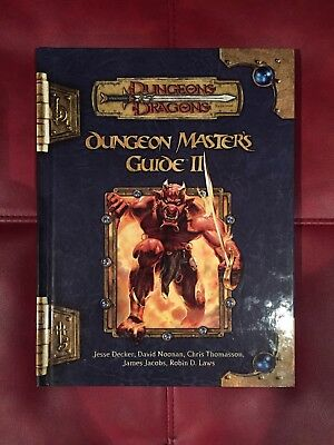 Dungeon Master's Guide II