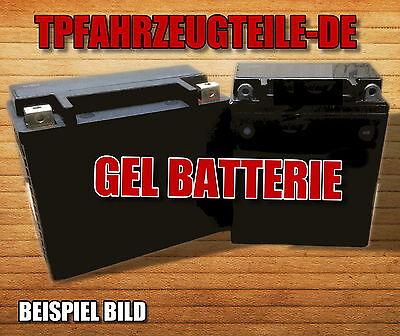 GEL BATTERIE Suzuki AN 650 Burgman BJ 2002-2015