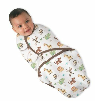 Manta Ajustable SwaddleMe Jungle