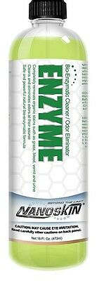 Nanoskin (NA-EZM16) ENZYME Bio-Enzymatic Cleaner / Odor Eliminator - 16 oz.