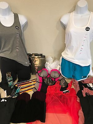 Victoria's Secret Pink wholesale amazing 30 piece lot of VS Pink and VS