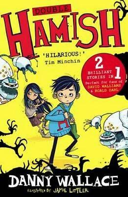 NEW Double Hamish By Danny Wallace Paperback Free Shipping