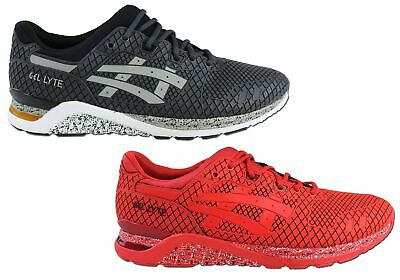 New Asics Gel-Lyte Evo Mens Casual Lace Up Trainers Sport Shoes