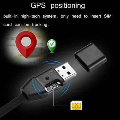 GSM SIM Spy Hidden Audio Listening Bug USB 2.0 A To Micro USB Charge Data Cable