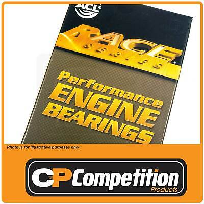 """Acl Race Main Bearings Fits Subaru Ej20G With Thrust In #3 Position .010"""" O/s"""
