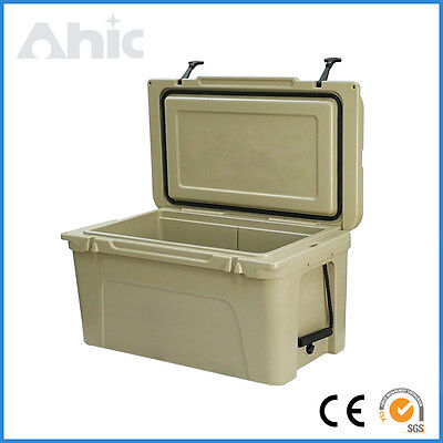 65L Litre Ice Box Ahic Cool-Ice Cooler Icebox Car Boat Fishing