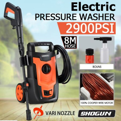 Electric High Pressure Washer High Pressure Water Cleaner Sprayer with 8-Metre