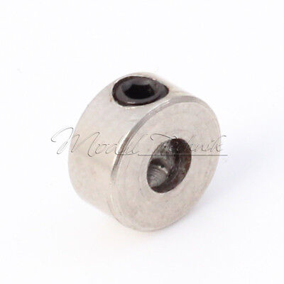 10PCS 3.05MM Bushing Axle Shaft Sleeve Stainless Steel for M3 RC DIY