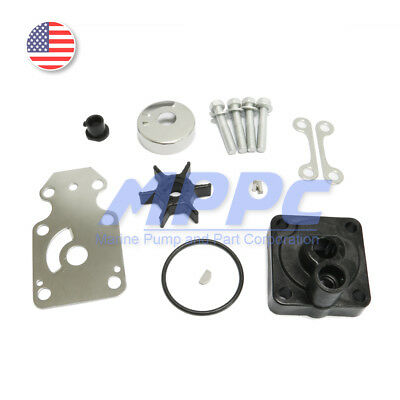 Yamaha Outboard Water Pump Repair Kit For F15C, F20 6Ah-W0078-00-00