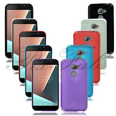 For Vodafone Smart N8 VFD 610 New Clear Genuine Silicone Gel Rubber Phone Case