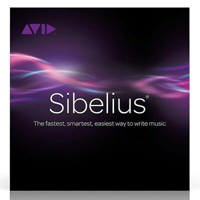Sibelius 8 Academic (Download Card)