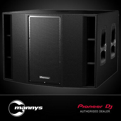 """Pioneer XPRS215S Dual 15"""" Subwoofer"""