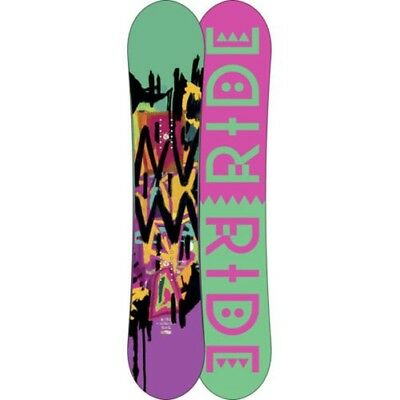 Ride OMG Womens Snowboard Hybrid Rocker All-Mountain Freestyle New 2014