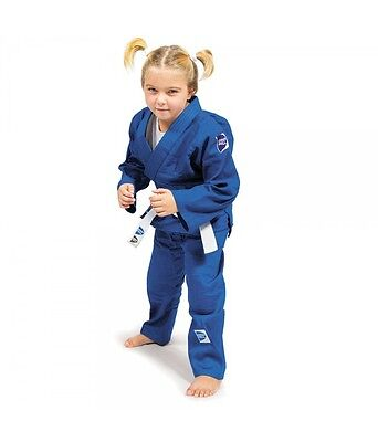 Green Hill Judoanzug kids Blau