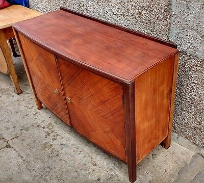 Original 40s 50s large sideboard with Drawers.