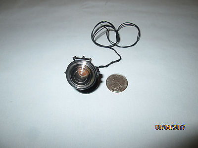 Miniature Mini Spotlight, Searchlight. Good for use with Accessories and Layouts