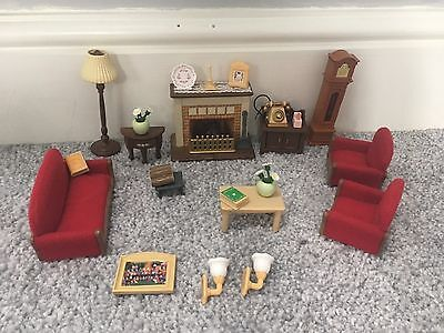 Sylvanian Families Grandstand And Souvenir Shop Boxed PicClick UK