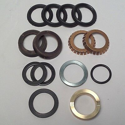 Fluid Section Rebuild Kit for GRACO 5:1 Ratio Fire-Ball 300, 206-924, 206924