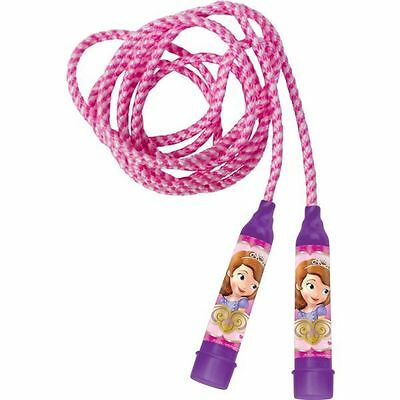 Girls Skipping Rope Disney Princess Sofia the First Kids Outdoors Sport Birthday