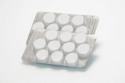 20 Cleaning Tablets for ROTEL Automatic Coffee Machine