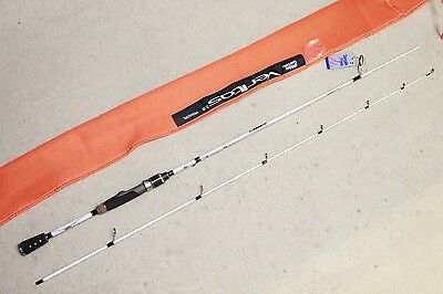 ABU VERITAS 2.0 Spinning SPORTS Casting Fishing Rod (FUJI Reel Seat & Guides)