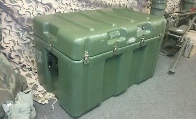 """HARDIGG 39x24x24"""" Shipping Container Hard Case Waterproof Military Grade Hinged"""
