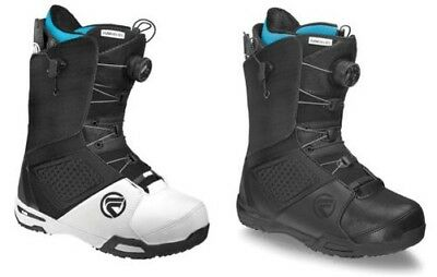 Flow Snowboard Boots - Helios Hybrid Colier - Boa, Black, All Mountain - 2015