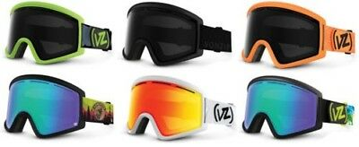 Von Zipper Cleaver Snowboard and Ski Goggles 2016 Cylindrical Lens