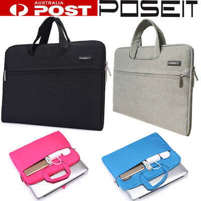 "11 13 14 15.6"" Laptop Carry Bag Case Cover For HP DELL ASUS Lenovo Acer Air Pro"