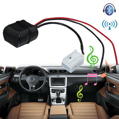 Car Bluetooth Module for BMW E60 E61 E63 E64 Radio Stereo Aux Cable Adapter