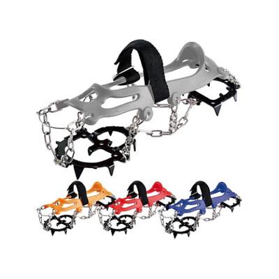 Camp Ice Master Micro Spikes Yaktrax Crampons Snow Shoes.Quality Italian Brand