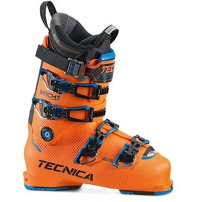 Scarponi Sci Race Skiboot TECNICA MACH1 MACH 1 130 MV 2017/18 NEW MODEL