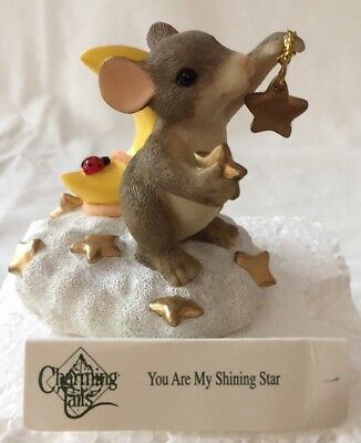 "Charming Tails 2000 ""You Are My Shining Star"" Club Member Edition Item 97/11"