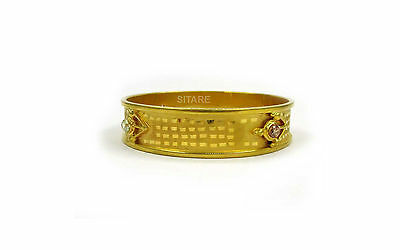 One Gram Gold Exclusive Gems Studded Traditional Bracelet, 57