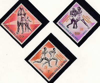 Guinea       1964  18Th Olympic  Games    Mnh   227