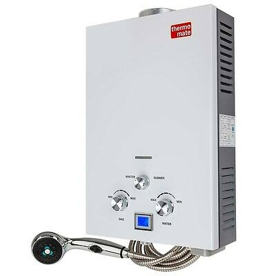 Portable Gas Hot Water Heater -THM-12