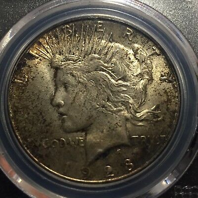1928-S MS-63 PCGS Silver Peace Dollar Uncirculated BU Key Date Rare Coin