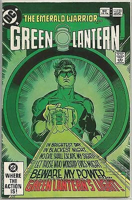 Green Lantern #155 : Vintage DC Comic book from August 1982