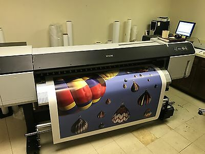 EPSON GS6000 Outdoor SIGN AND BANNER Printer