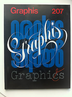Graphis Magazine 207 1980/81 Herb Lubalin Photographis Spohn Elwood Smith Kodak