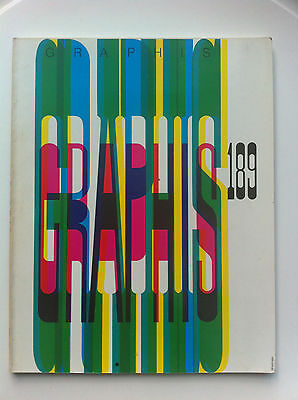 Graphis Magazine 189 1977/78 Miedinger Packaging Fellini Designers Promotion