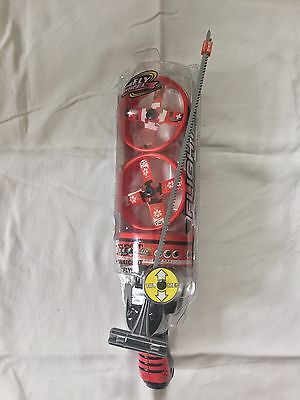 Fly Wheels Flight Aero Launcher Cllic it Rip it Launch It Jakks 2005