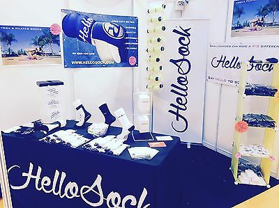 Online Business, Brand, Patent & Stock - HelloSock For Sale **Quick Sale Price**