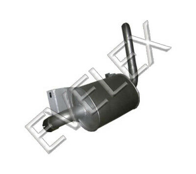 Benford 6 Ton Dumper Cummins Engine Exhaust Silencer