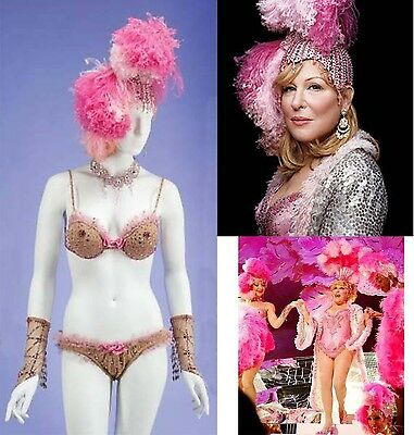 Costume from Bette Midler The Showgirl Must Go On Las Vegas